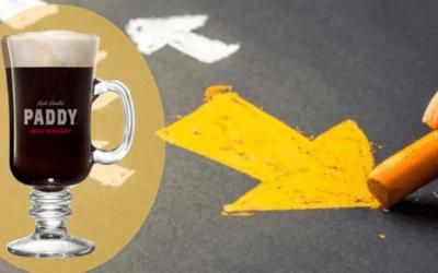 Buvez un irish coffee en marchant à l'envers en Floride !