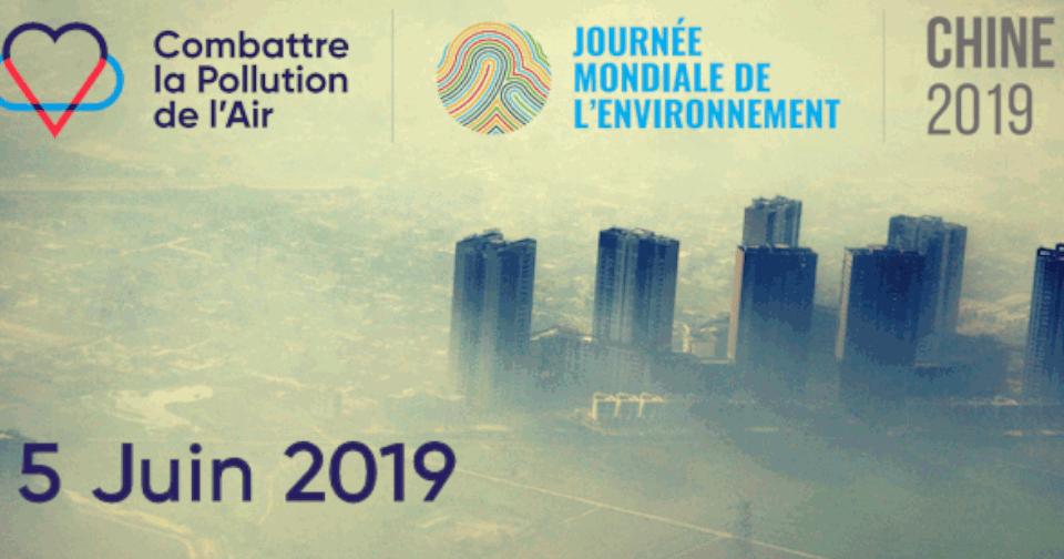 Image de l'article sur le thème de la journée mondiale de l'environnement 2019