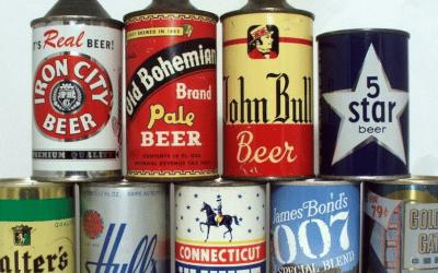 Aux USA, c'est la journée nationale de la canette de bière