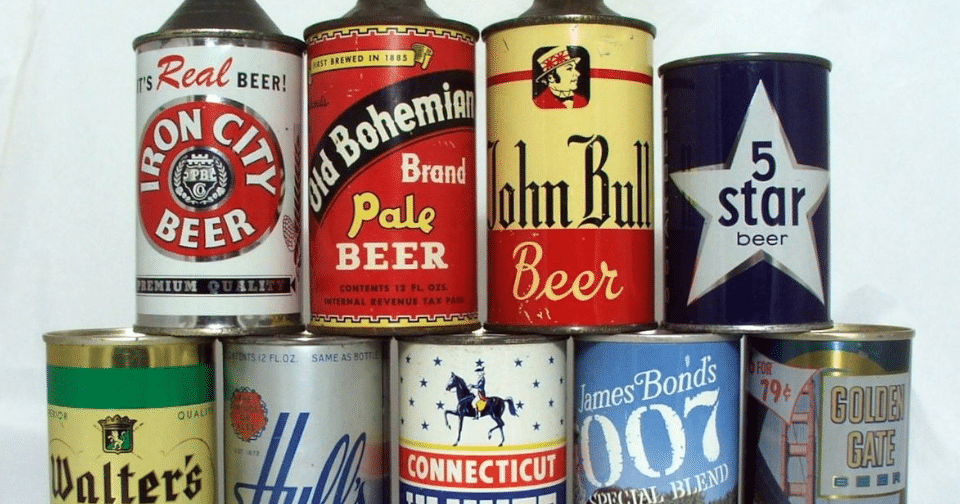 Image du Beer Can Appreciation Day