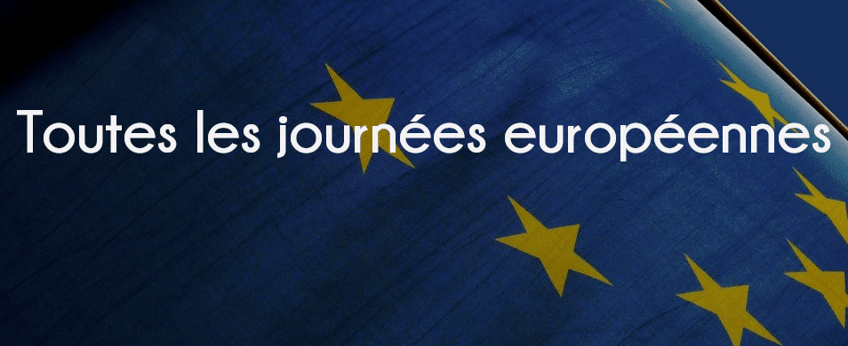 Image de l'agenda des journée européennes