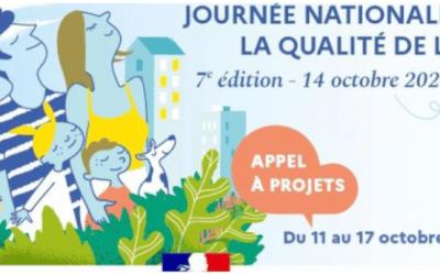 Participez à la journée nationale de la qualité de l'air 2021