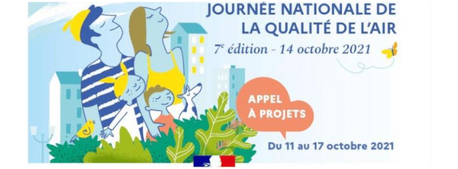 journée nationale de la qualité de l'air du 2021